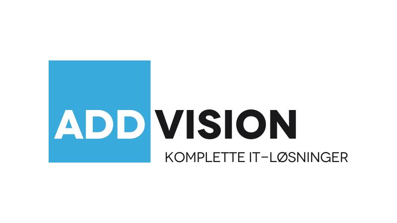 ADDvision – ny visuel identitet