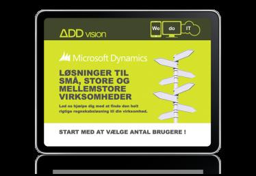 ADDvision – web design