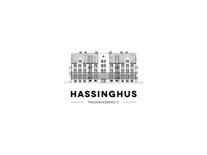 Hassinghus logo