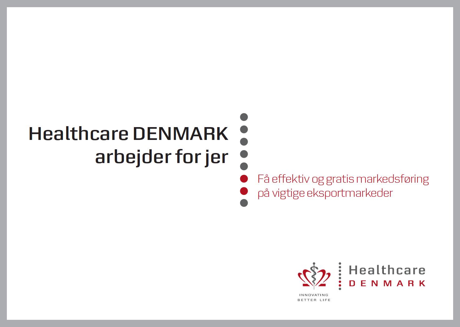 Healthcare DENMARK – postkort