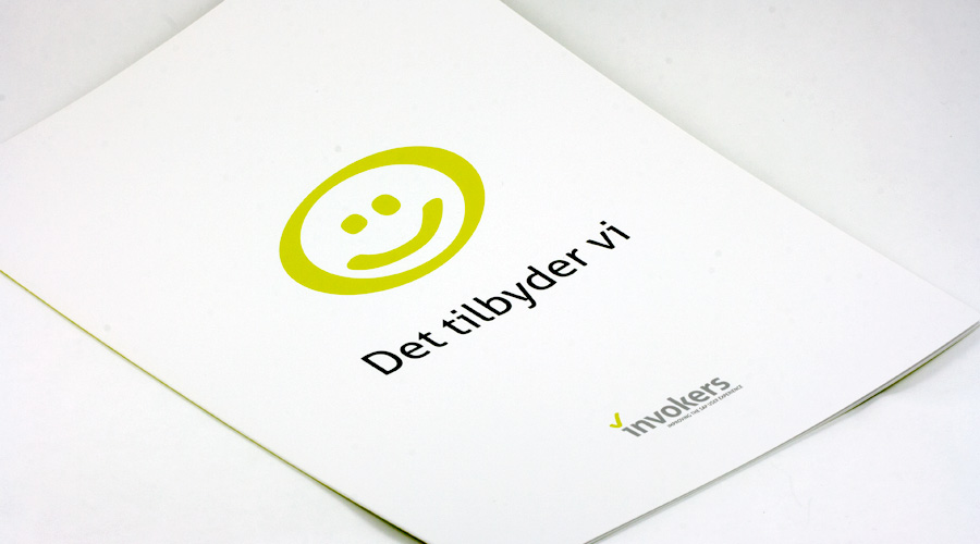 invokers brochure forside