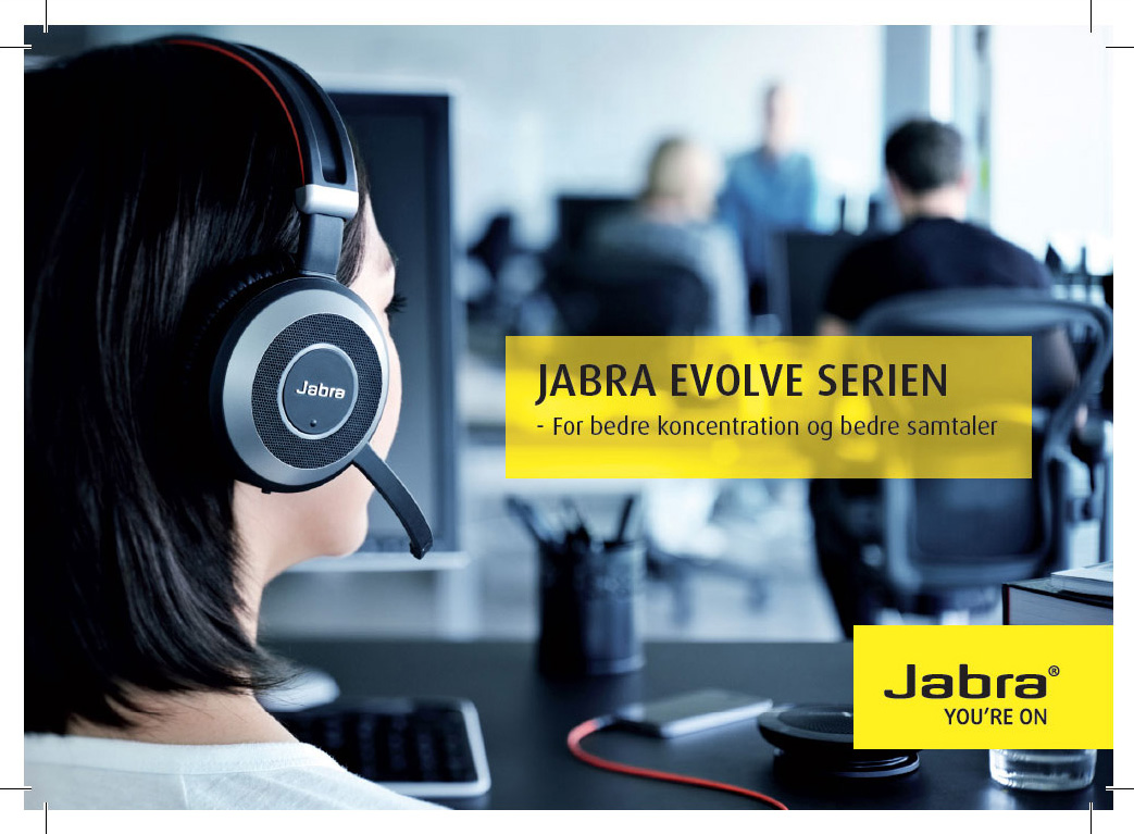Jabra Evolve Serien