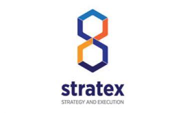 Stratex – logo og webdesign