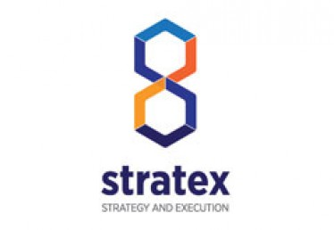 Stratex – logo og webdesign